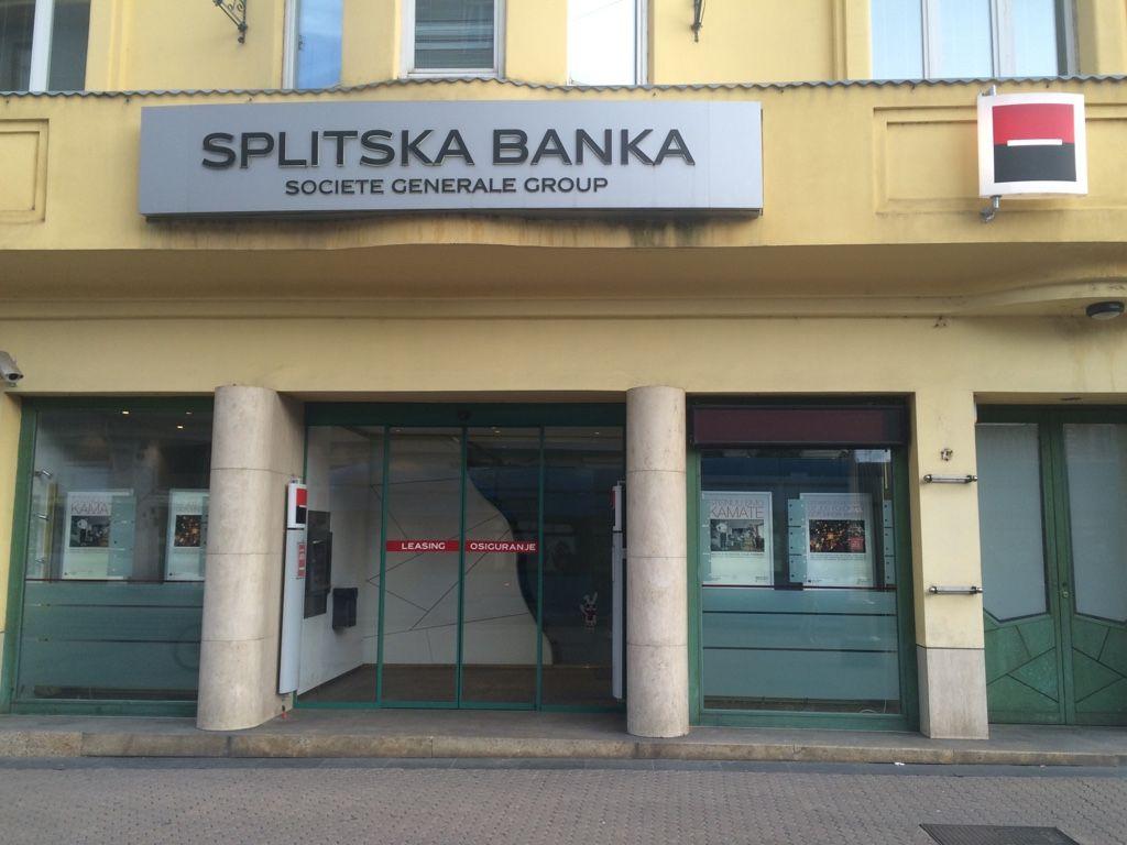 Splitska Banka Spansko Radno Vrijeme Adresa Tel Broj Lokacija