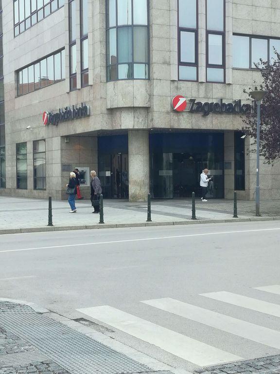 Banka Zagrebacka Banka Posta 20250 Orebic Obala Pomoraca 13